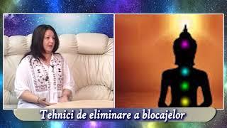 Tehnici de eliminare a blocajelor-Laura Dinu, terapeut