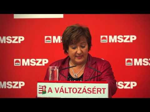 Női kvótát javasol a nagyvállalatok vezetésében az MSZP nőtagozata