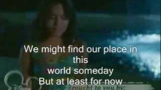 Zac Efron & Vanessa Hudgens - I Gotta Go My Own Way (Official Music Video With Lyrics On Screen)