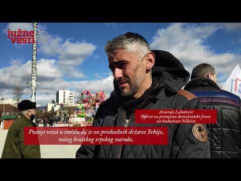 """""""Južne vesti"""" u Nikšiću, pred izbore u kojima su u kampanji učestvovali i niški naprednjaci"""