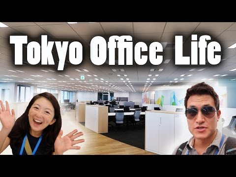 MY DAILY TOKYO LIFE ROUTINE  JAPANESE OFFICE AND TOKYO WORK LIFE EP. 2