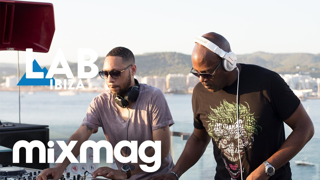 Karizma b2b DJ Spen - Live @ Mixmag Lab IBZ x Defected takeover 2018