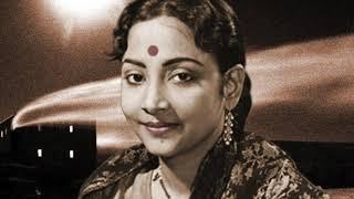 Andhiyari kaari raat mein - Nakhre (1951) - Geeta   - YouTube