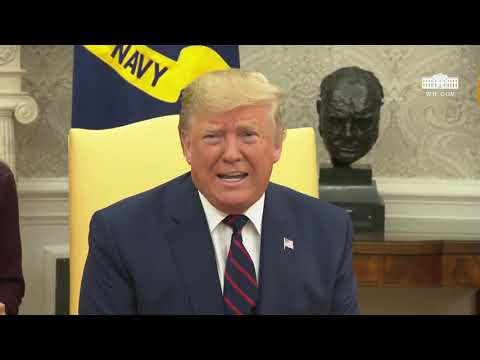 Remarks: Donald Trump Holds a Bilaterial Meeting With Sergio Mattarella of Italy - October 16, 2019