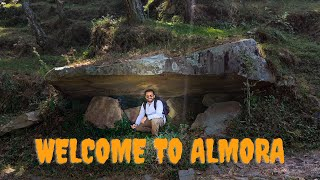 at last We reached Almora - Uttarakhand | Delhi to Almora, Road trip with the Worst Driver