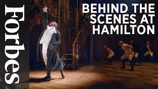 Hamilton Backstage: Meet The Rising Stars of Broadway   Forbes