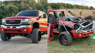 The Reason I Destroy All My Trucks