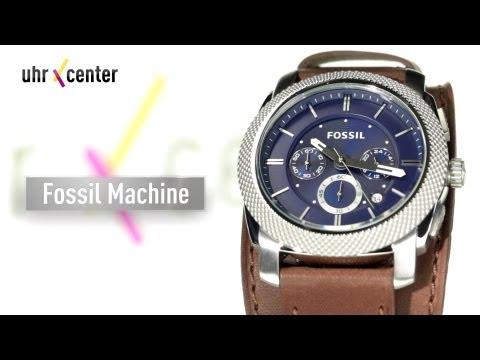 Fossil FS4793 Machine Herren-Chronograph