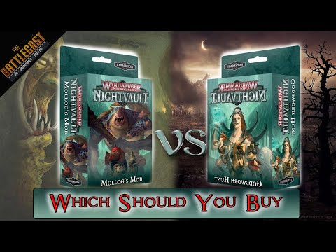 If you had to choose...Which should you buy? Mollog Vs Godsworn Hunt