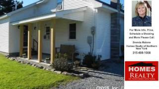 preview picture of video '5972 Waters Road, Lowville, NY Presented by Brenda Malone.'