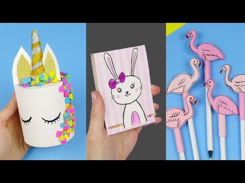 4 Diy Owl Paper Crafts For School Easy Crafts School