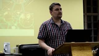 Dr. Tóth Dániel előadása