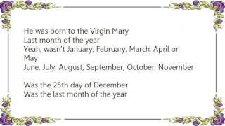 Chris Isaak - Last Month of the Year Lyrics