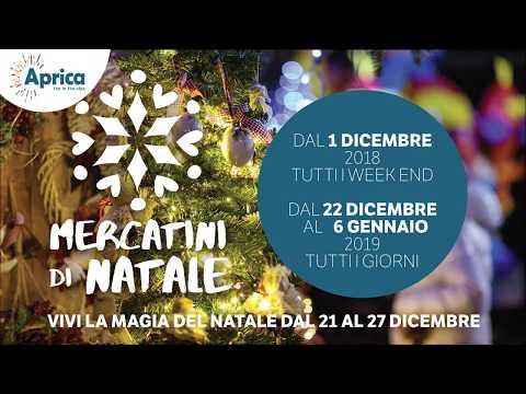 Mercatini e Villaggio di Natale