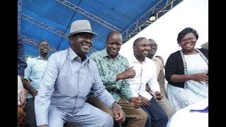 Expect big changes ahead of 2022: Raila - VIDEO