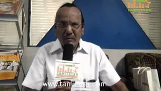 JV Rukmangadhan Speaks at Shiridi Saibaba Devotional Audio CD Release