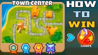 Bloons TD6 ~ Four Circles ~ CHIMPS (BTD6 Gameplay/Walkthrough