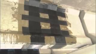 Shear Strengthening of Large Reinforced Concrete Elements Using Carbon Fiber Reinforced Polymer
