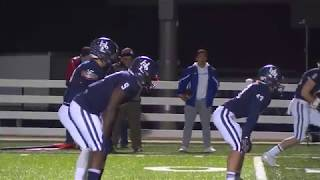 Wildcat Sports Network | Football | vs. Rogers Highlights