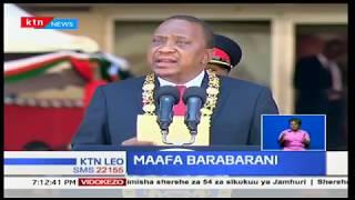 Rais Uhuru Kenyatta azungumzia visa vya ajali barabarani