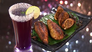 Ruchi Vismayam l EPI - 108 - Aromal with Koonthal Nirachathu & Blue Bell Drink | Mazhavil Manorama