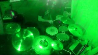 Mephisto- Strung Out (drum cover)