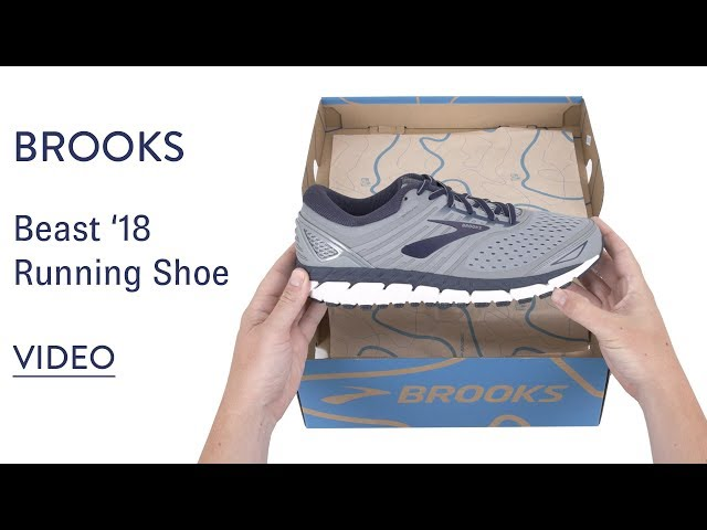 reputable site ec3e7 85bc2 Brooks Beast 18 Review - Best Running Shoes