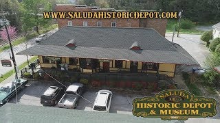 Welcome to Saluda Historic Depot & Museum