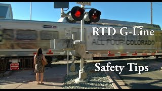 Preview image of RTD G-Line Safety Tips