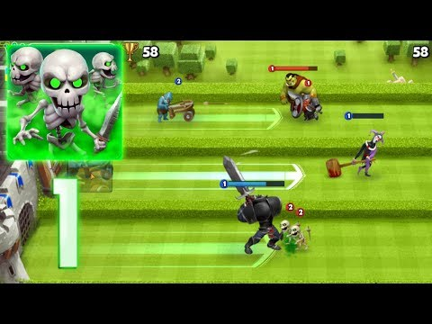 Castle Crush - Gameplay Walkthrough Part 1