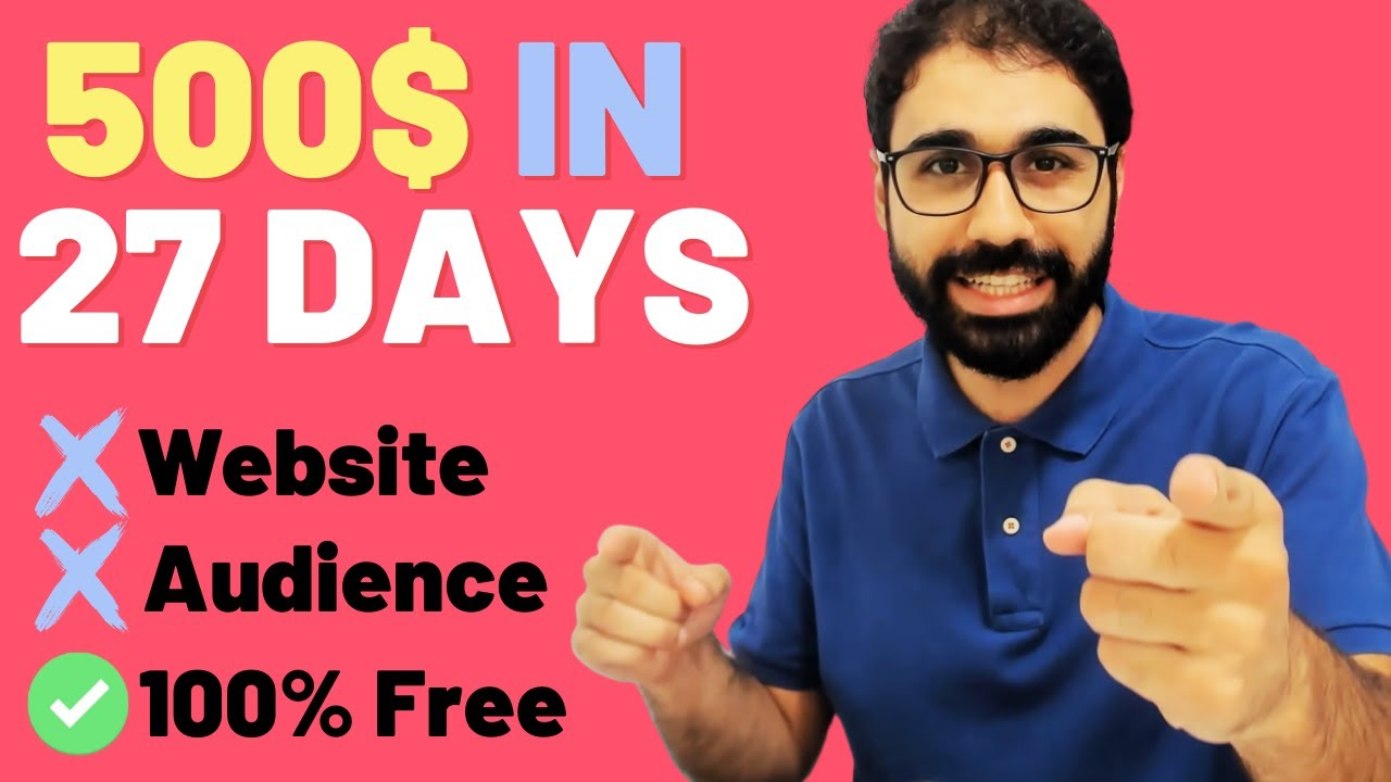 Make 500$ in 27 Days Online Obstacle Start Now! thumbnail