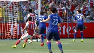 FIFA 17 Arsenal VS Manchester United