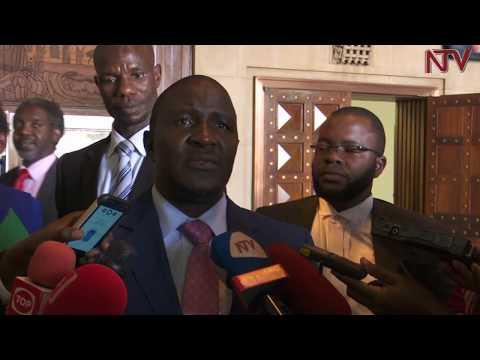Basaalirwa agamba enkya bakutandika okuwenja Bobi Wine
