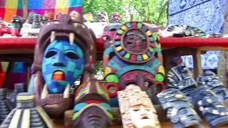 Ausflug zu den Maya Ruinen, Chichén Itzá