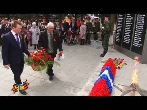 Ветераны ВОВ и труженики тыла побывали на приёме у главы района