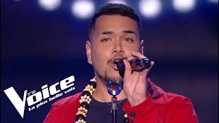 Seal - Love's Divine    Lomany Mauligalo    The Voice 2019   Blind Audition