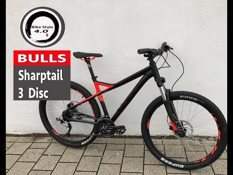 Bulls Sharptail 3 Disc 2018 Mounatinbike