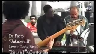De Facto with John Frusciante Long beach 2002