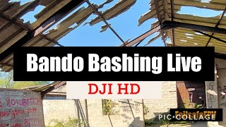 DJI FPV Bando ripping live