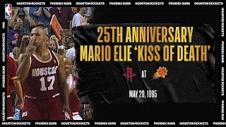 """Mario Elie """"Kiss Of Death"""" 3-Pointer 