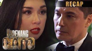 Romina slaps Robert with the truth   Kadenang Ginto Recap (With Eng Subs)