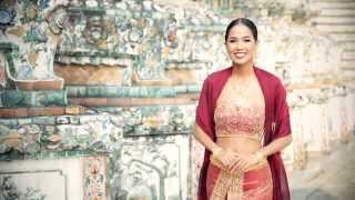 Miss World 2014 Contestant Introduction-Maeya Nonthawan Thongleng from Thailand