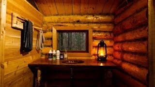 Sauna Season | The Off Grid Bathhouse is Ready for Winter -Sezon sauny | Łaźnia Off Grid jest gotowa na zimę