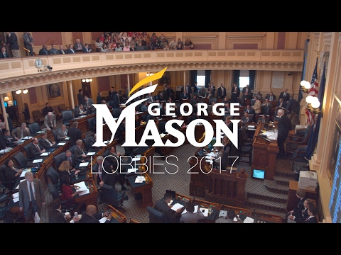 On the road to Richmond: Mason Lobbies 2017