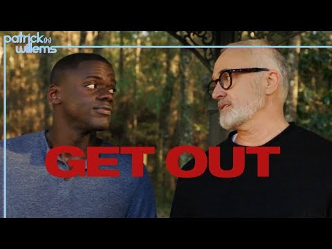 GET OUT recut comedy trailer