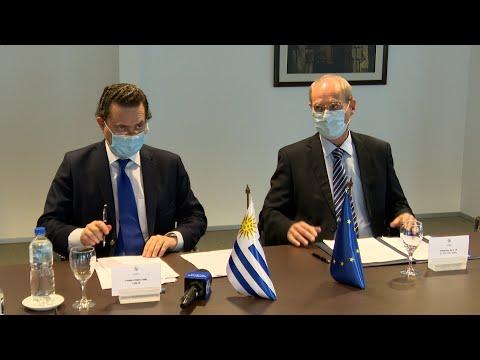 Primer encuentro del Comité Ejecutivo del Instrumento de Asociación Bilateral entre Uruguay y la UE