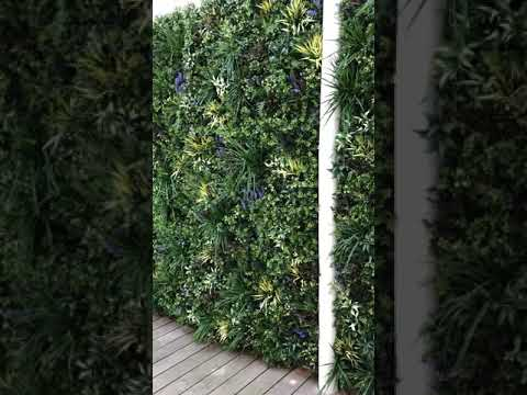 Highgate Green-Wall