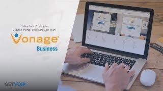 Vonage Business Communications video