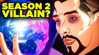 MARVEL WHAT IF Finale: Next Threat Coming in Season 2?
