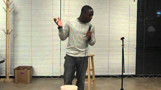 Bookworm Bakery & Cafe Presents Comedy Night 03_23_2012 Video 8.MP4